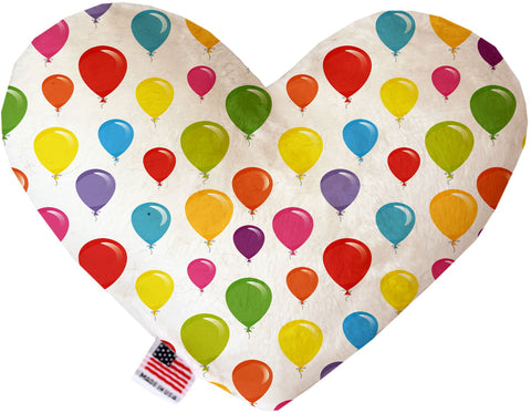 Balloons 6 inch Heart Dog Toy
