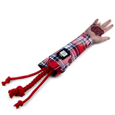 The Walking Dead Severed Arm Tug Toy - Dog toys