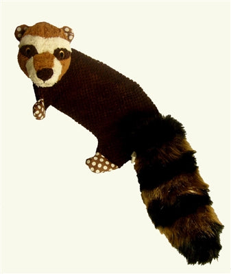 Petlou Cute Animals Flat Raccoon