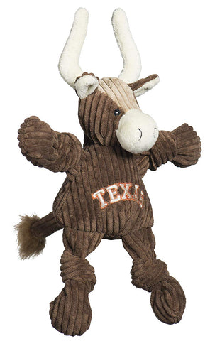 Hugglehounds Texas Longhorn Knottie, Large