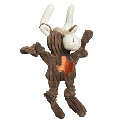 Hugglehounds Texas Longhorn Knottie, Wee size