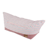 Bateau Dog Bed by Puppia - Wine