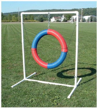Competition Tire Jump - Dog toys