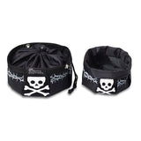 Doggles Black with Skull Travel Bowl - Dog toys
