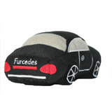 Haute Diggity Dog Furcedes Car Plush Dog Toy