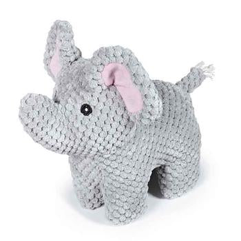Grriggles Pachyderm Pals Dog Toy, Elephant - Small