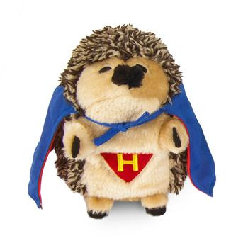 Heggie Plush Dog Toy - Super Hero