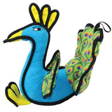 Tuffy Dog Toys - Peyton the Peacock
