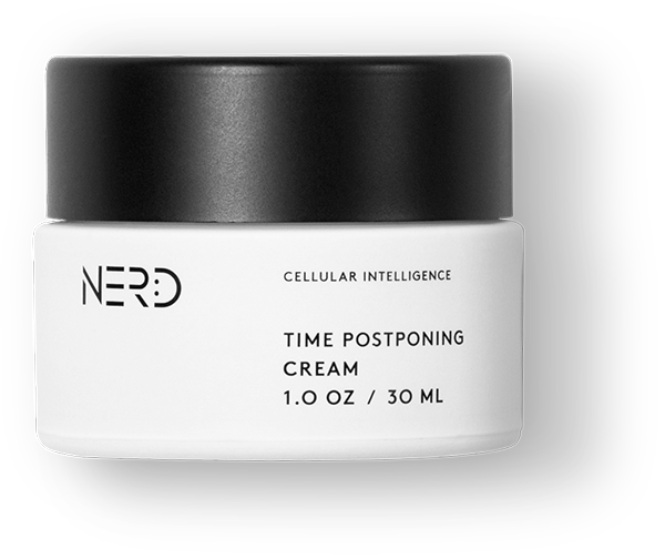 Cellular Intelligence Time Postponing Cocktail Cream