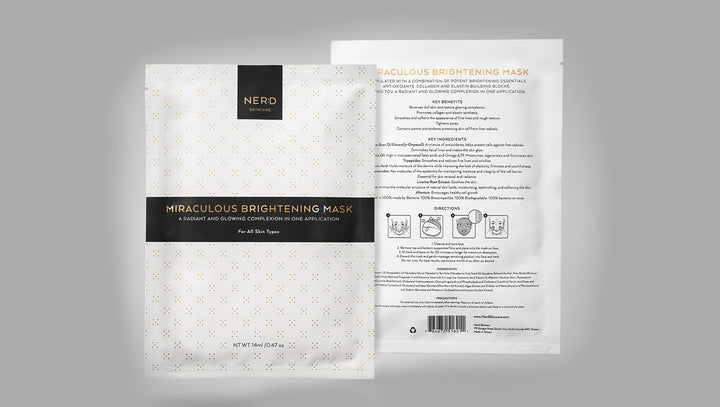 Miraculous Brightening Mask