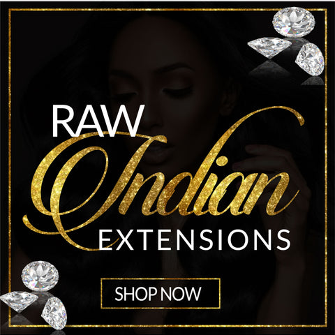 Raw VIRGIN EXTENSIONS
