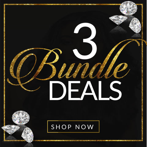 Virgin Remy 3 bundle deal sale