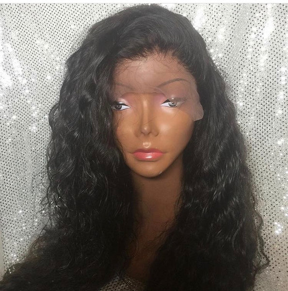 Full lace wig, customize, loose wave