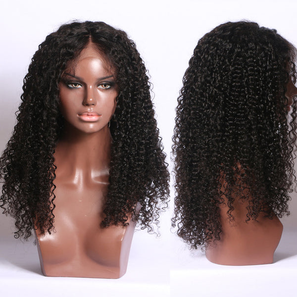 FULL LACE KINKY CURLY WIG