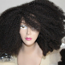 [Kinky Curly wigs] - Daisy Hair Extensions