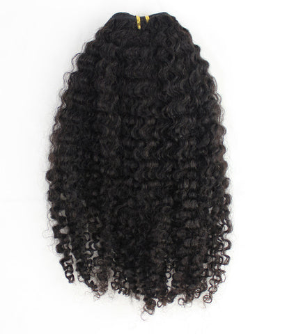[Kinky Curly] - Daisy Hair Extensions