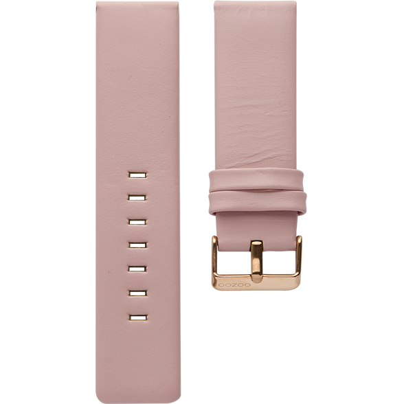 018 / Pink / Rose Gold Buckle