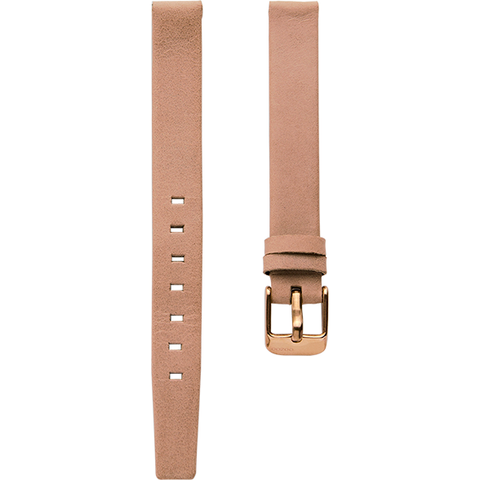 041 / Soft Pink / Rose Gold Buckle