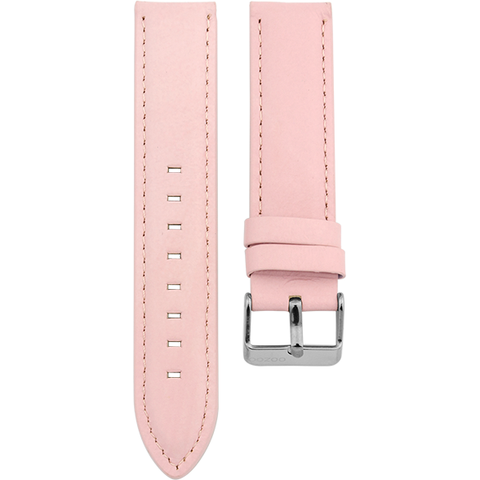 094 / Pink / Silver Buckle