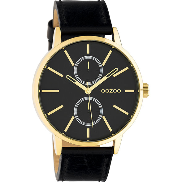 C10589 / 42mm / Gold / Black