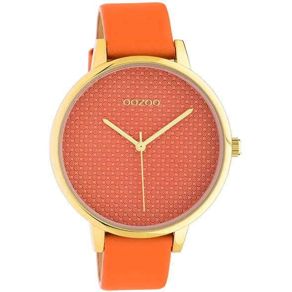 C10592 / 42mm / Dusty Orange / Gold