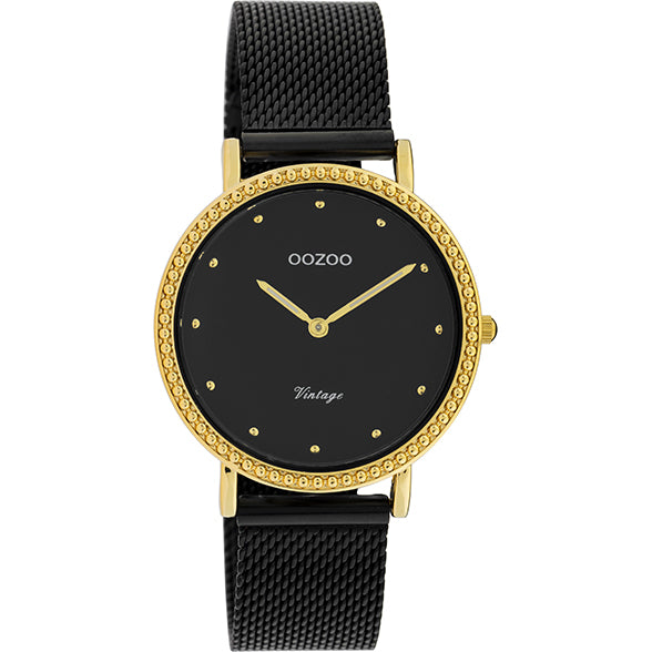 C20058 / 34mm / Gold / Black
