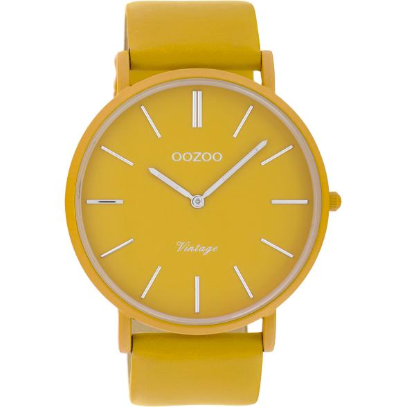 C9881 / 44mm / Mustard Yellow