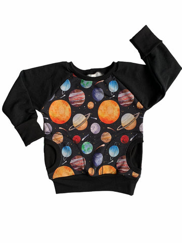 Space Bamboo Sweater