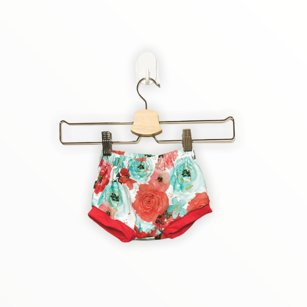 Sweet Summer Floral - Bummies