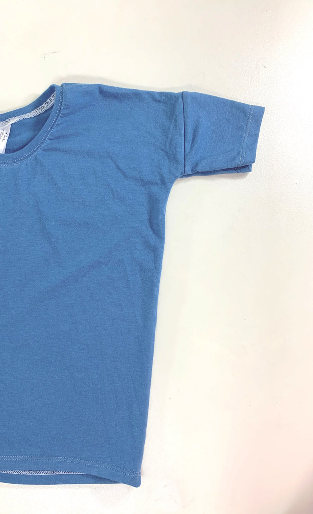 Paris Blue Bamboo T-Shirt