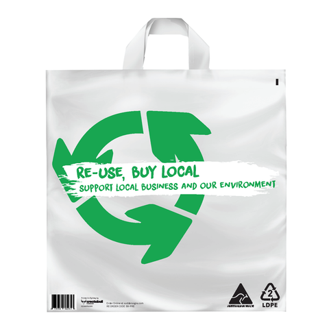 Multi-use LDPE Bags