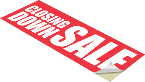 CLOSING DOWN SALE - 20 singles per pack 155x450mm - FXS15545CD