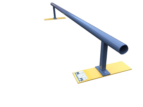 "EMA Ramps 8' rail 12"" standard height"