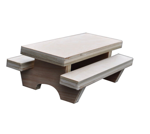 EMA Ramps Fingerboard Mini Table Top Bench