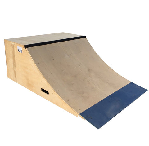 2 Foot High Quarter Pipe