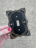 SUN & Moon light switch cover STARTER KIT with 32ct w/ DISPLAY BOX