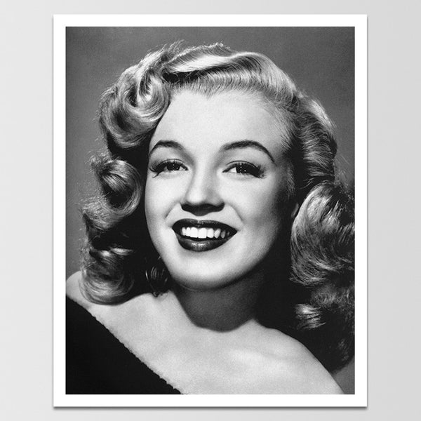 Vintage Marilyn Monroe Early Print *REMASTERED*