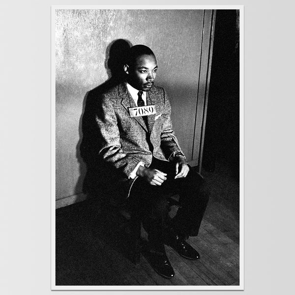 "Historic Martin Luther King JR. Print 12X18"" *REMASTERED*"