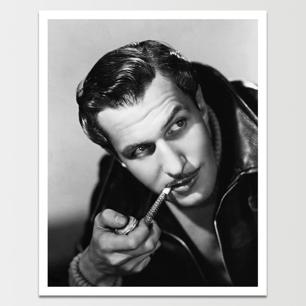 Young Vincent Price Print *REMASTERED*