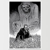 Overcome with Greed Virgil Finlay Art Print *REMASTERED*