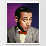 Pee Wee Herman Poster Print *REMASTERED*