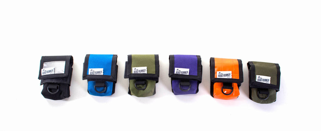 Road Runner Bags 2019 Color Chart