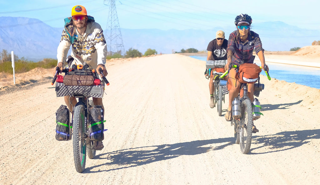 The Salton Sea: A Bike Packers Paradise