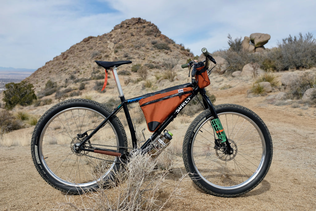 Nick Vacca's Singlespeed Surly Karate Monkē
