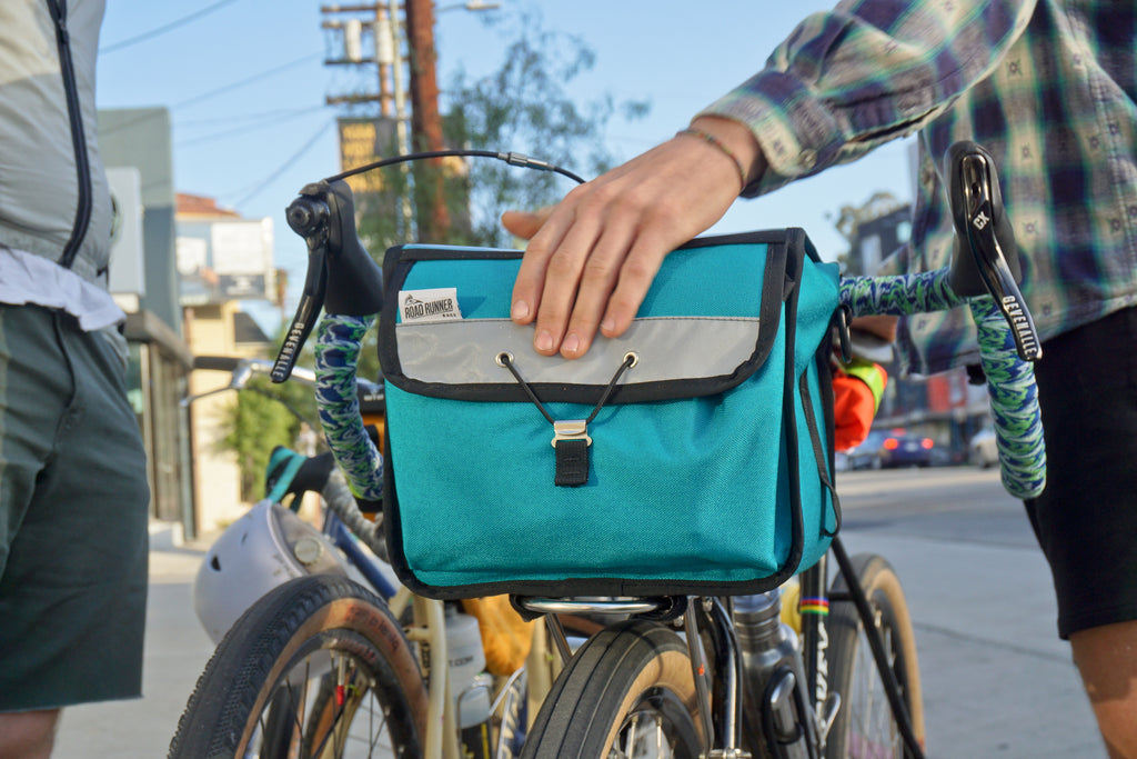 Boxy Bag - First Ride