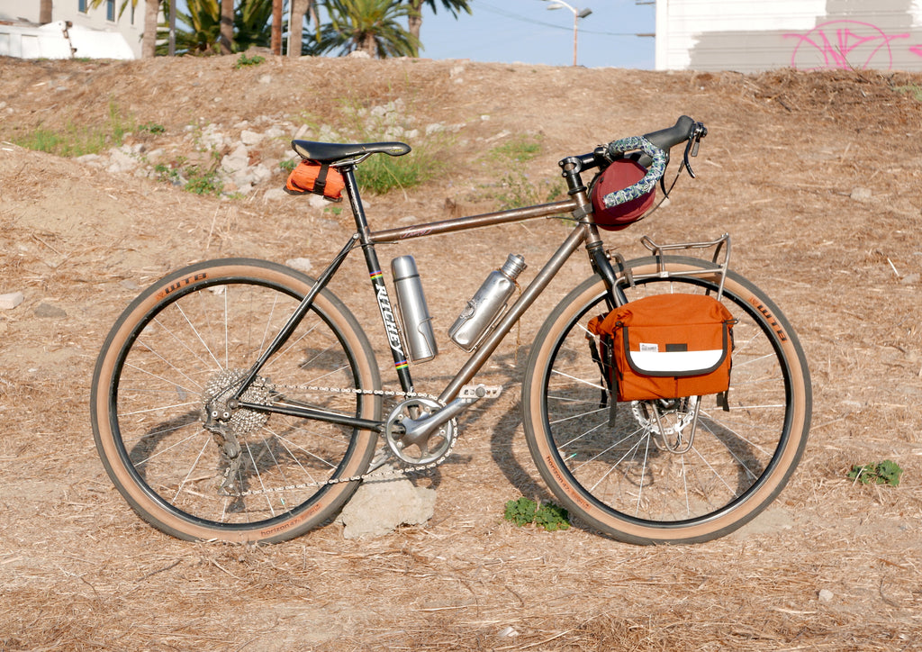 Jammer Pannier - First Ride