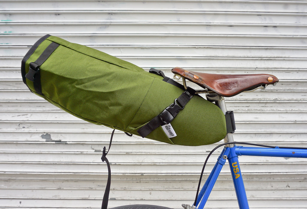 Fully expanded Road Runner Bags Fred Bag