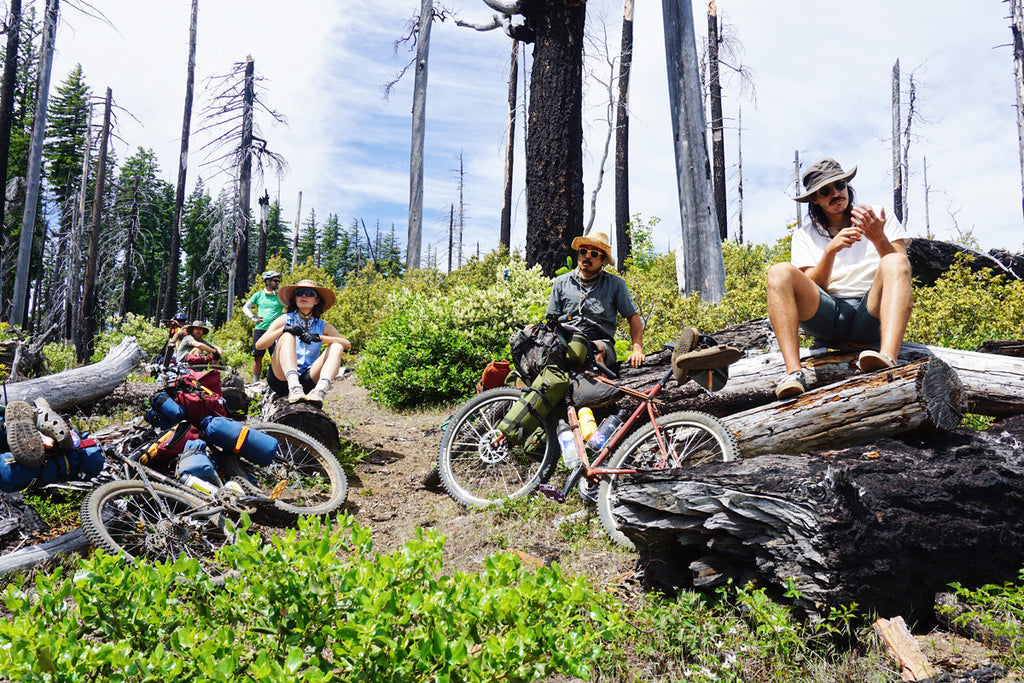 Meet the Oregon Bikepacking Team!