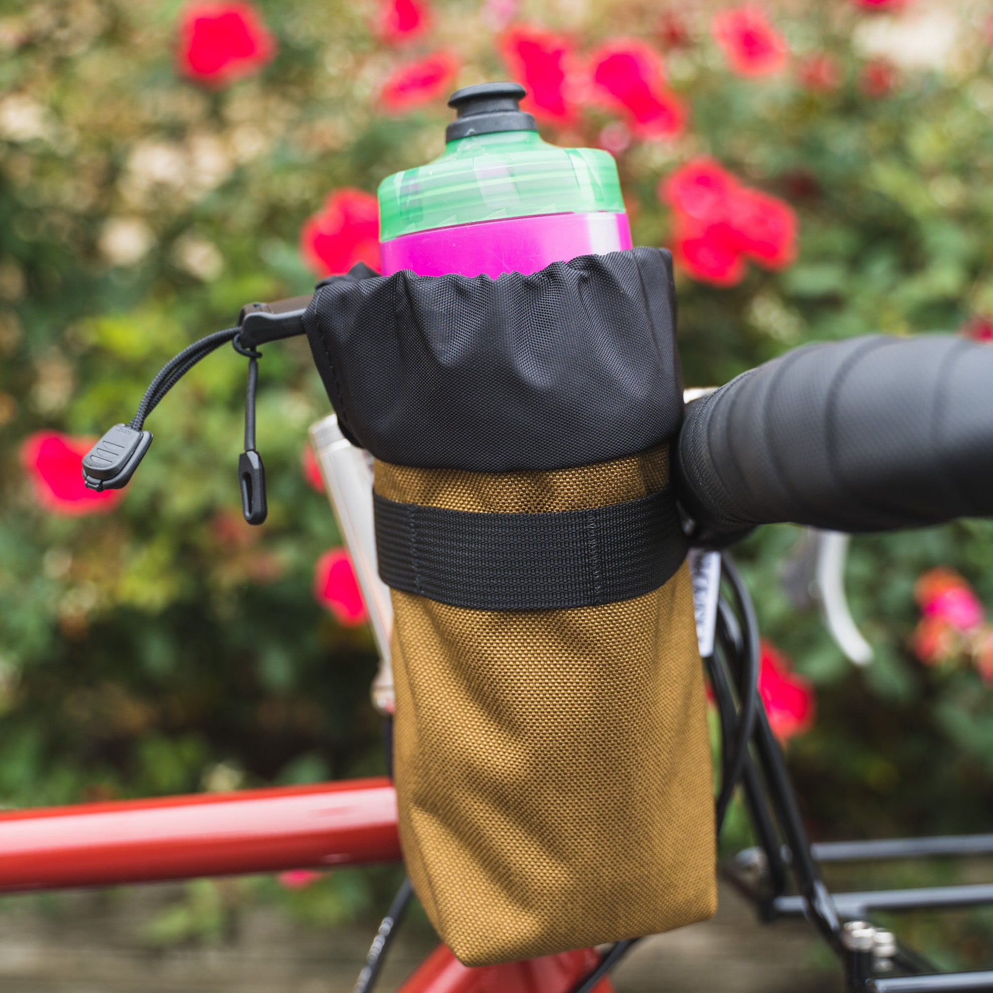 Co Pilot Stem Bag for Bikepacking and Commuting