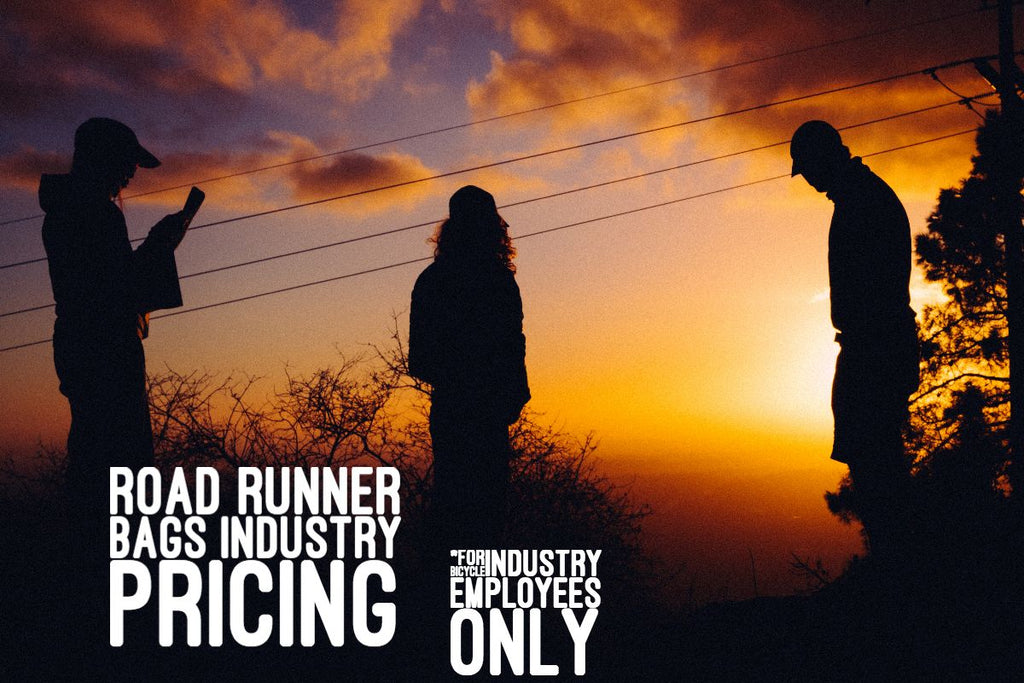 Road Runner Bags Bicycle Industry Pricing EP Info